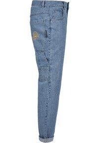 Southpole - SOUTHPOLE  - Jeans straight leg - retro midblue - 6