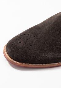 MAHONY - MILANO - Classic ankle boots - titan - 2