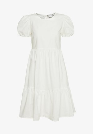 VILADIA MIDI DRESS - Kjole - cloud dancer