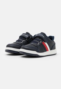 Tommy Hilfiger - Sneakers laag - blue/white - 1