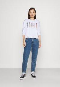 Even&Odd - Sweatshirt - white - 1
