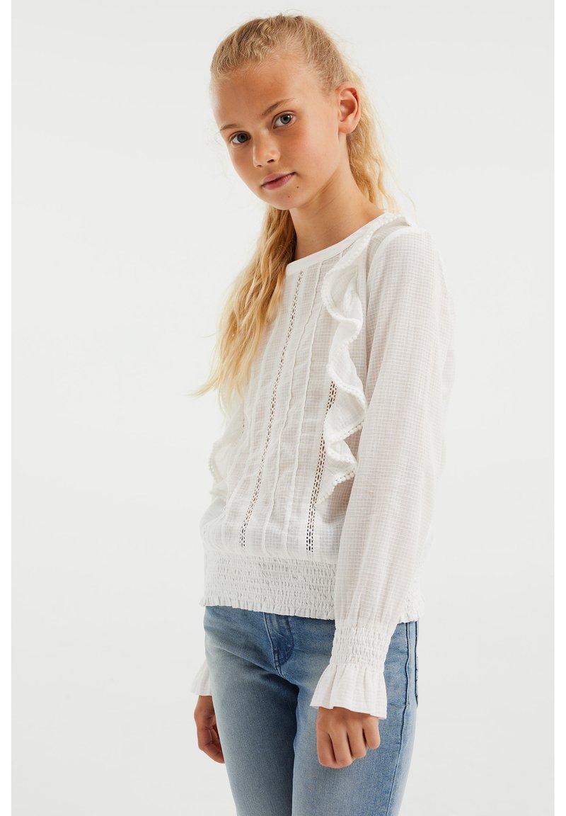 WE Fashion - Blouse - white