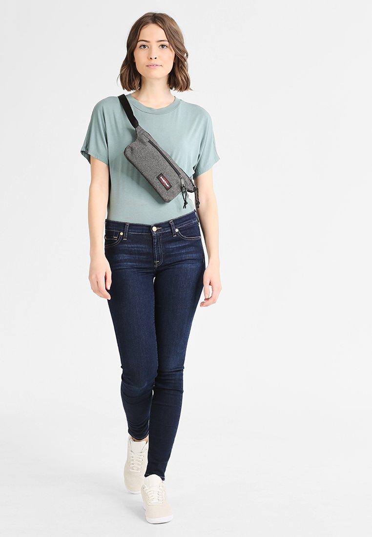 Eastpak - TALKY/CORE COLORS - Bum bag - black denim
