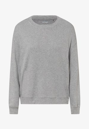 PLAIN SOFT-TOUCH - Pyjamapaita - grey