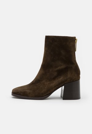 FLORENCE - Classic ankle boots - olive