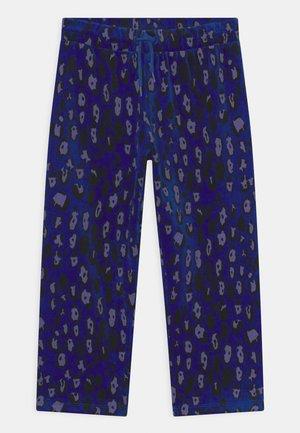 LEOPARD UNISEX - Pantaloni - blue