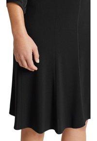 Marc Cain - A-line skirt - black - 0