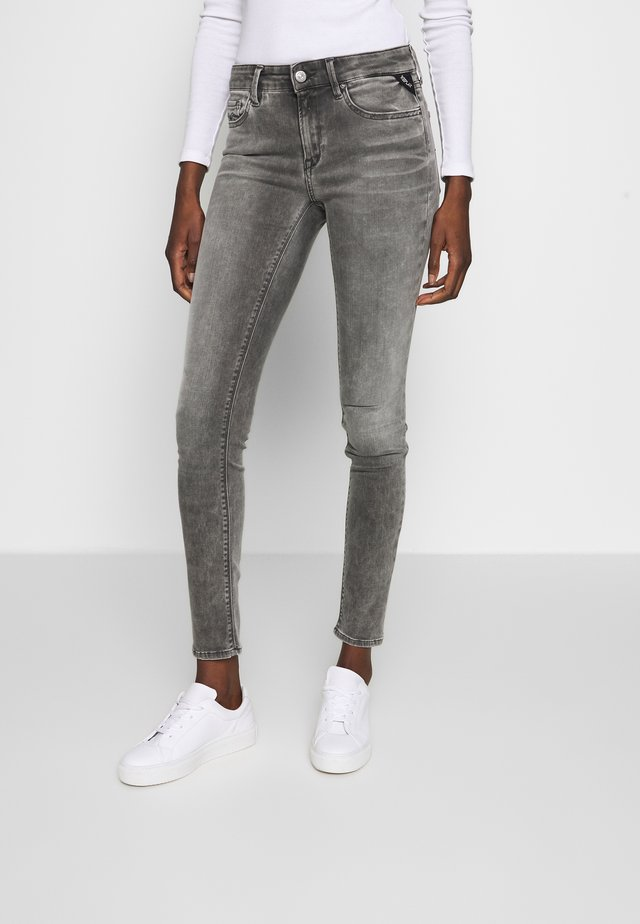 NEWLUZ HYPERFLEX - Jeans Skinny Fit - grey