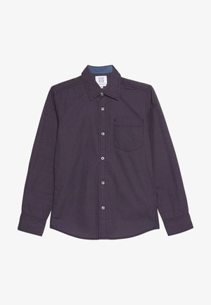 KIDS BOYS TEENAGER - Camisa - bordeaux