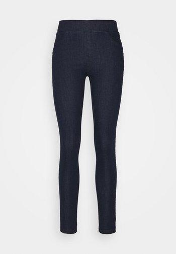 Jeggings - jeans blue