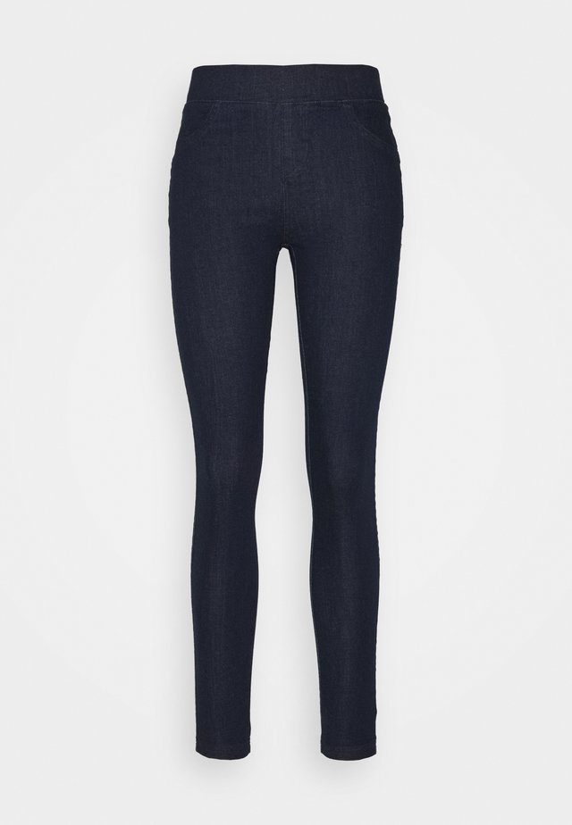 Jeggings - jeans blue