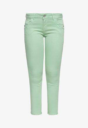 LEONI - Slim fit jeans - dusty green