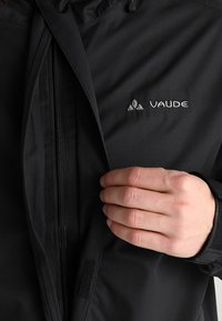 Vaude - MENS ESCAPE LIGHT JACKET - Regnjakke / vandafvisende jakker - black - 4