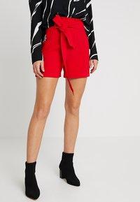 Morgan - Shorts - red - 0