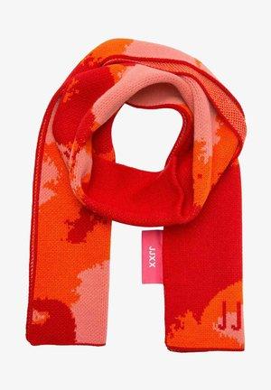 Sjaal - red orange