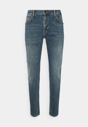 SMARTY - Skinny džíny - dark-blue denim