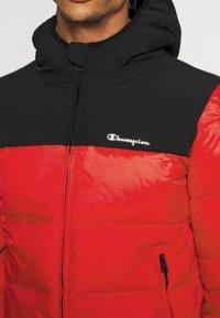 Champion - LEGACY  - Chaqueta de invierno - red/black - 5