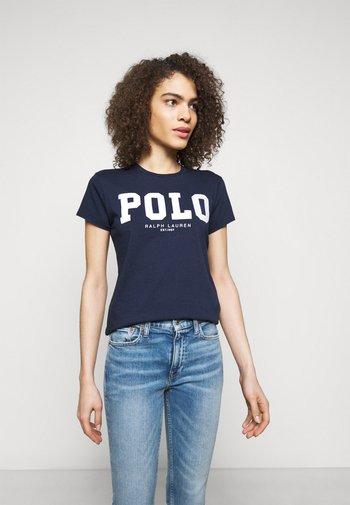 T-shirts med print - cruise navy