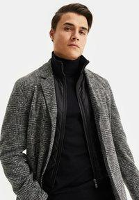 WE Fashion - Classic coat - grey - 3