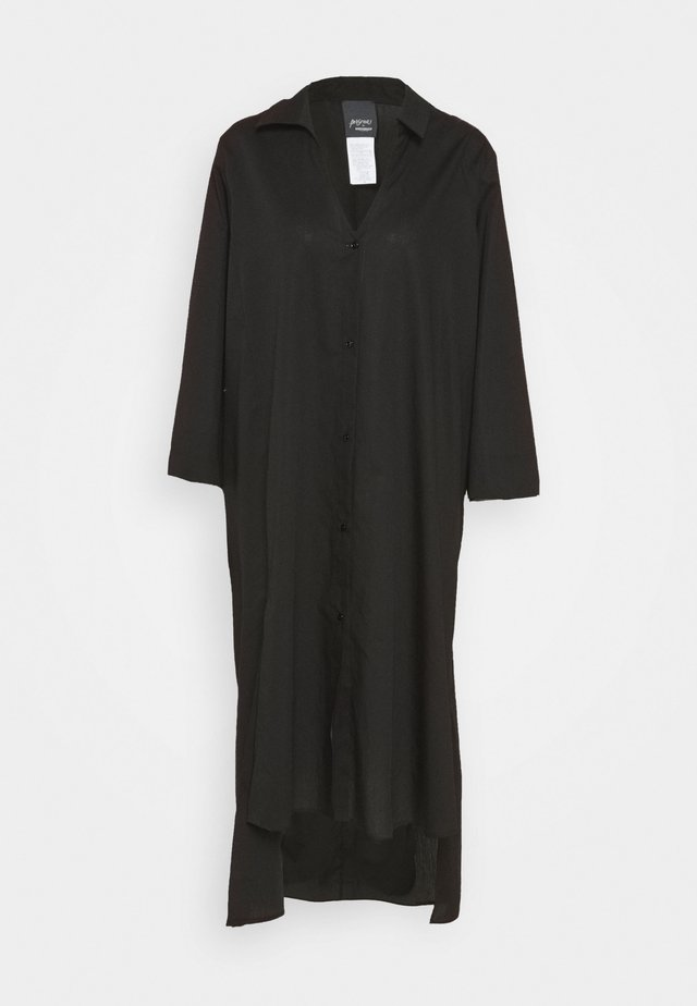 DUCA - Robe longue - black