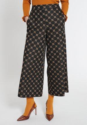 Trousers - braun