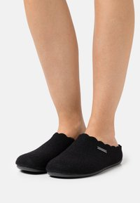 Shepherd - PAULINA - Slippers - black - 0