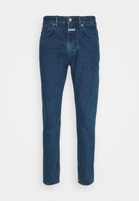 CLOSED - EXCLUSIVE COOPER - Džíny Slim Fit - dark blue - 5