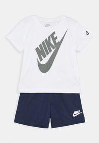 Nike Sportswear - FUTURA SET UNISEX - Tepláková souprava - midnight navy - 0