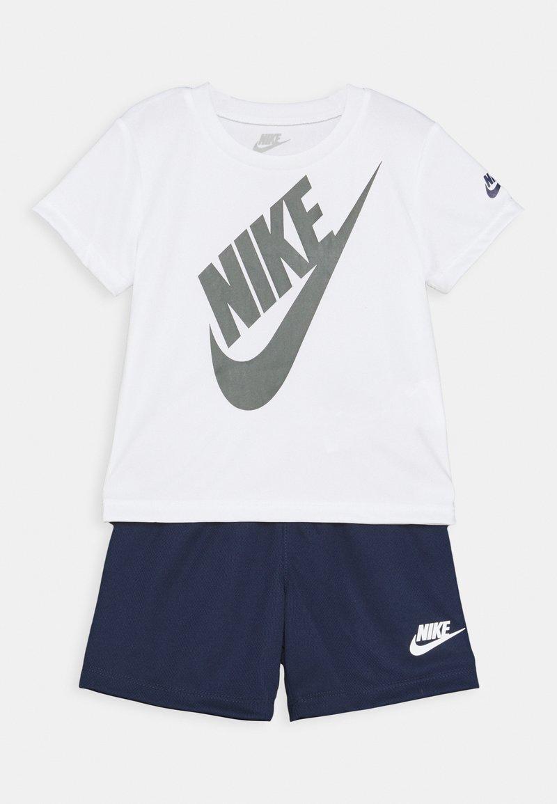 Nike Sportswear - FUTURA SET UNISEX - Tepláková souprava - midnight navy