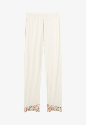Pyjama bottoms - vanilla