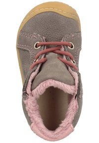 Pepino - Baby shoes - graphit/blush 452 - 1