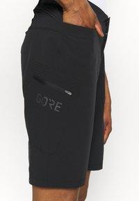Gore Wear - WEAR PASSION SHORTS WOMENS - kurze Sporthose - black - 4