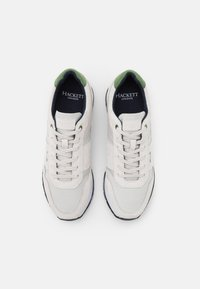 Hackett London - SHEFFIELD EYELT TRAINER - Trainers - white - 3