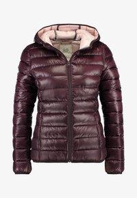 LANGARM - Light jacket - blackberry
