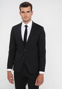 Tommy Hilfiger Tailored - Giacca elegante - black - 0