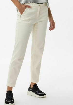 STYLE MARON - Trousers - off white