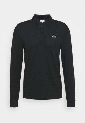 CLASSIC - Polo - black