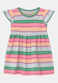 GAP - TODDLER GIRL SKATER DRESS - Jerseyklänning - multi-coloured - 0