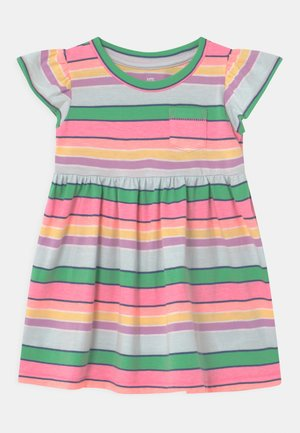 TODDLER GIRL SKATER DRESS - Jersey dress - multi-coloured