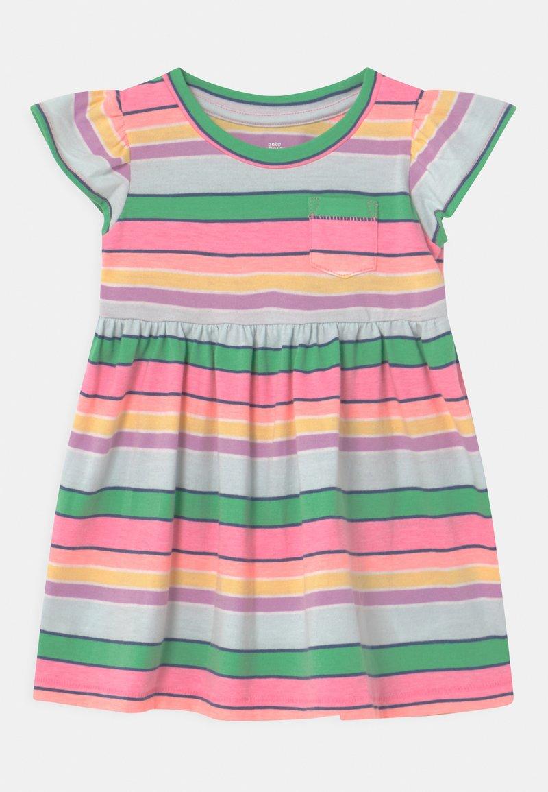 GAP - TODDLER GIRL SKATER DRESS - Jerseyklänning - multi-coloured