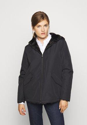 ANORAK REVERS  - Winter jacket - black