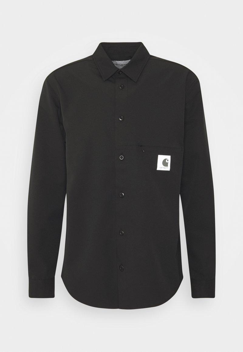 embargo crédito Adelante  Carhartt WIP COPEMAN - Camisa - black/negro - Zalando.es