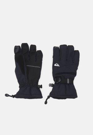 MISSION GLOVE - Gloves - true black