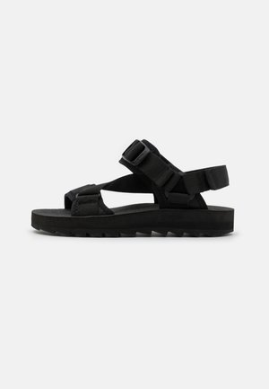 ALPINE STRAP - Walking sandals - black