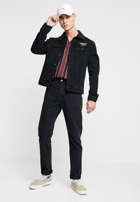 YOURTURN - Cowboyjakker - black denim - 1