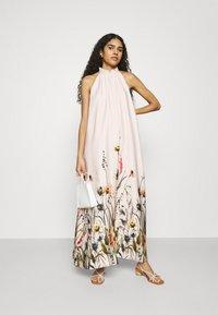 Swing - Maxi dress - sandshell/mulicolor - 1