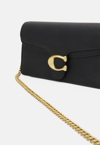 Coach - TABBY CROSSBODY - Across body bag - black - 6