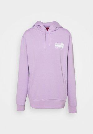 Jersey con capucha - bright purple