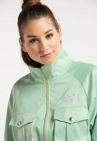myMo - Light jacket - neo mint - 3