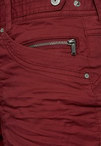 Cecil - Denim shorts - braun - 4